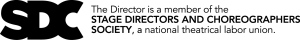 SSDC Logo and Director Text